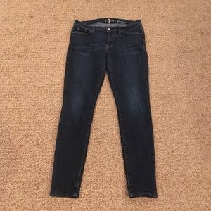7FAM// Gwenevere Skinny Jeans